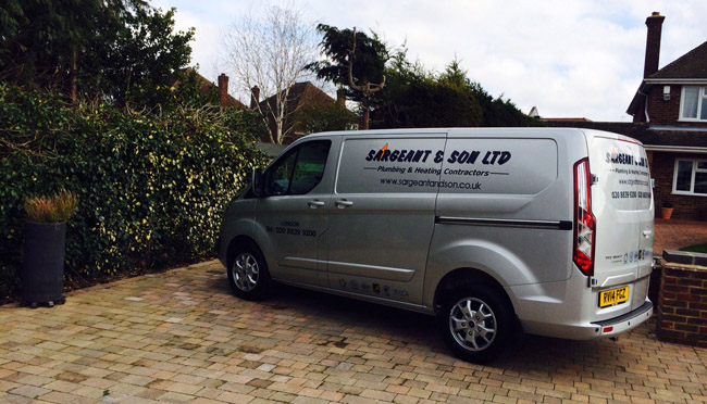 Plumbing Services Uxbridge